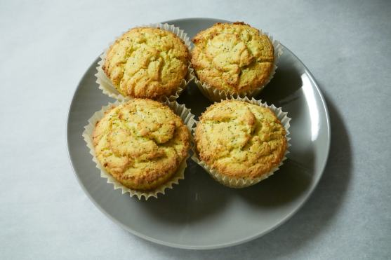 Lemon Poppyseed Muffin Step 11-min